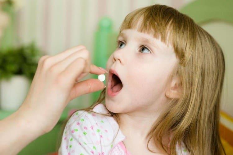 таблетки Ликопид нередко назначают деткам с ослабленным иммунитетом.
