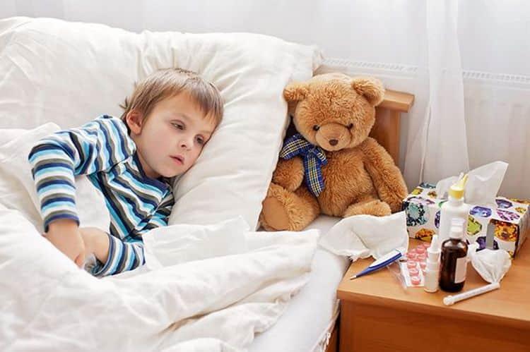 Очень важно понимать, что аллергия, если ее не лечить, очень сильно ослабляет иммунитет ребенка.