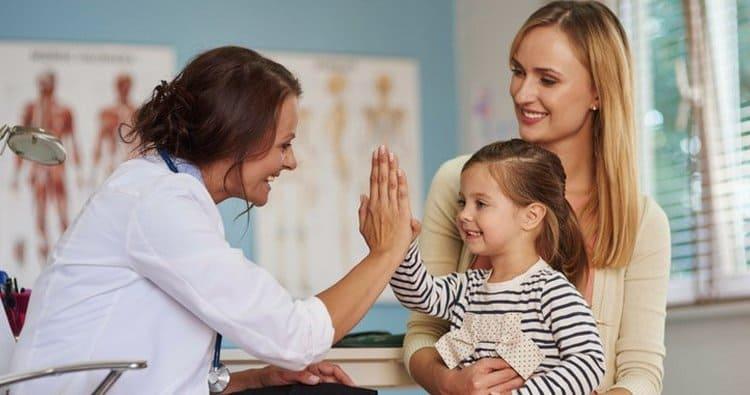 Самое первое место, где можно сделать прививку от гриппа, это, конечно же, детская поликлиника.