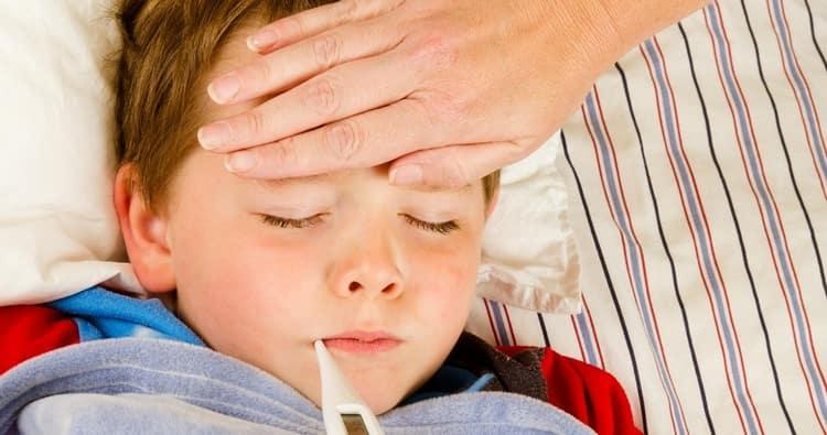 Как известно, грипп очень опасен, особенно для детей.