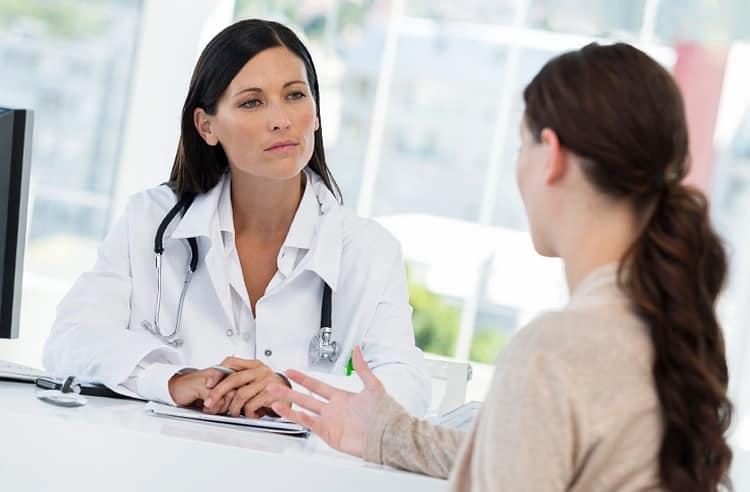 Такое нежелательное явление обязательно надо обсудить с гинекологом.
