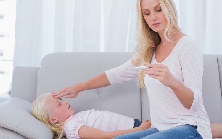Узнайте, бывает ли температура при аллергии у детей.
