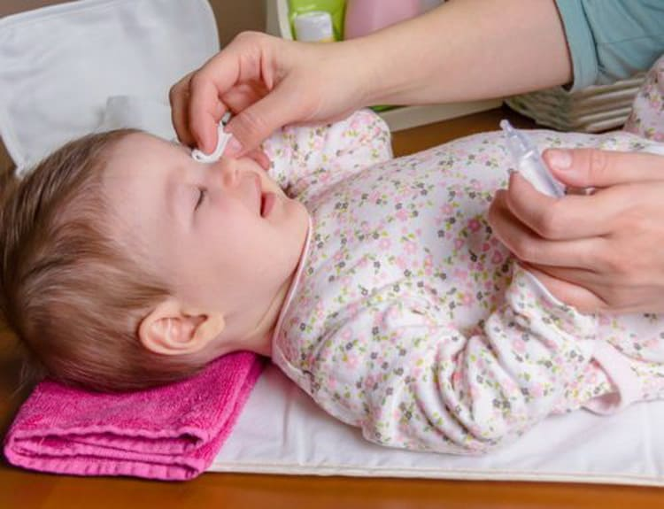 Как выбрать капли против аллергии для детей