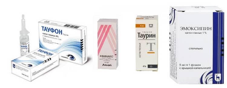 Как использовать капли для глаз при аллергии для детей