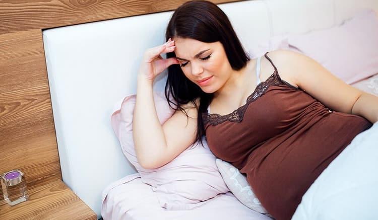 Причины головокружения при беременности во втором триместре