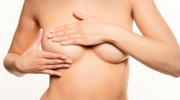 Что делать если обвисла грудь после родов