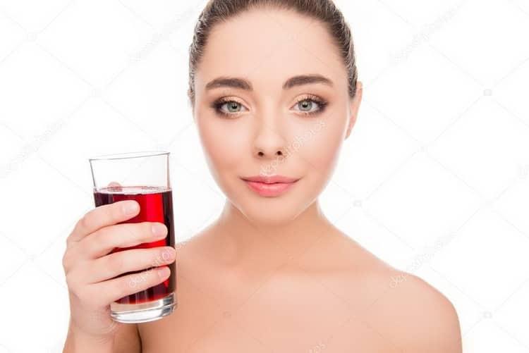 Можно ли пить клюквенный морс при беременности от отеков