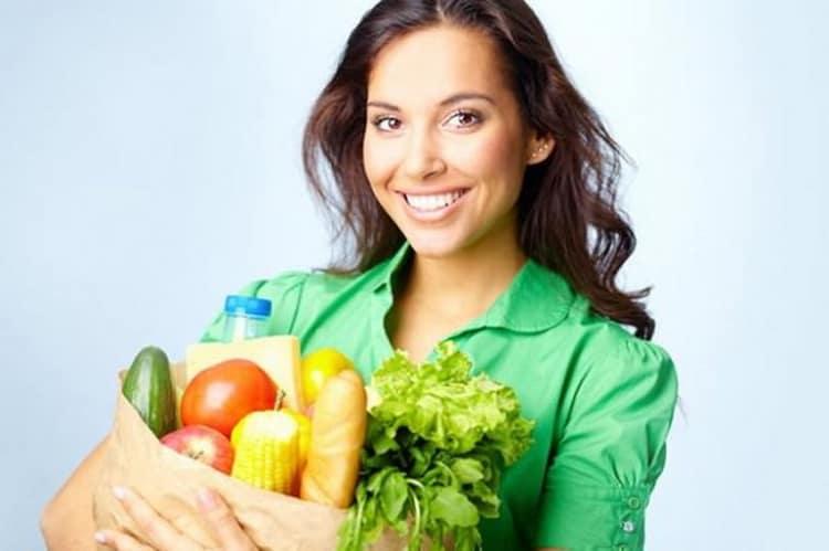 что можно кушать при кормлении грудью