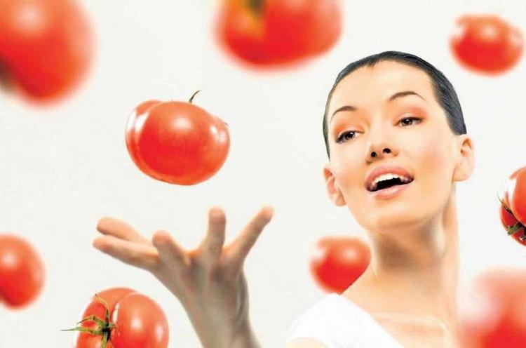 Можно ли свежие помидоры при грудном вскармливании