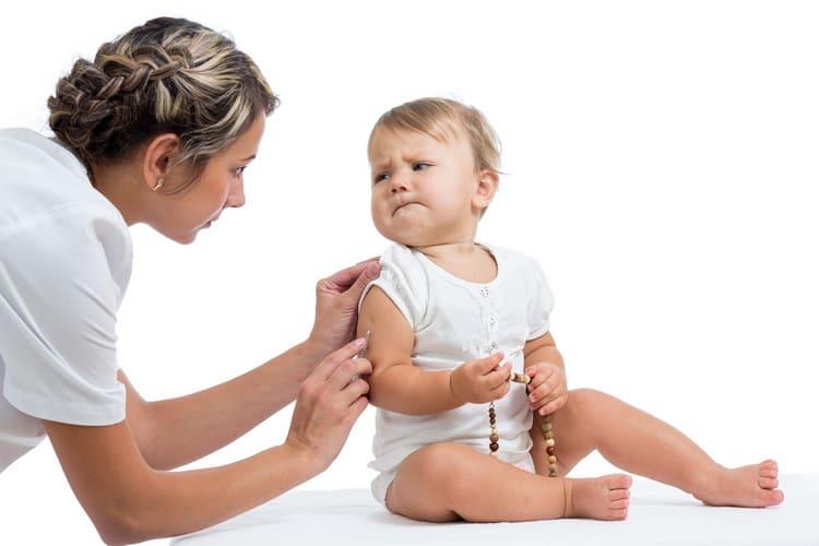 Прививка от скарлатины у детей: график, реакция