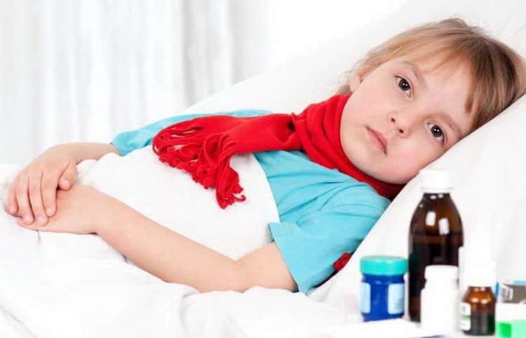 Лечение скарлатины в домашних условиях