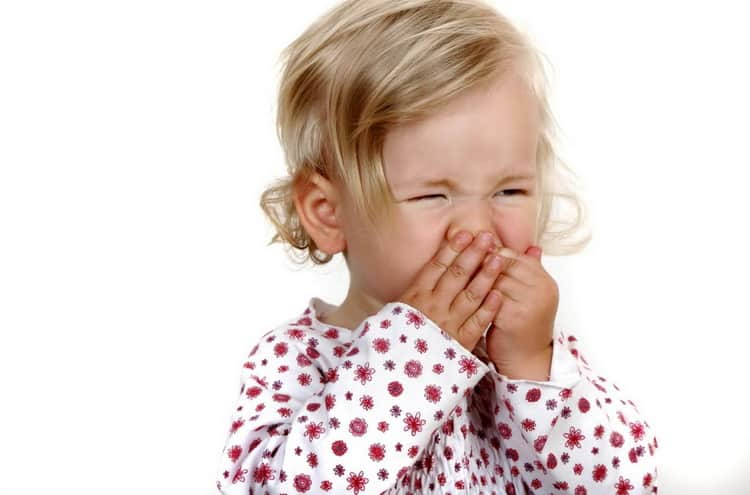 Как проявляются симптомы аллергии у детей