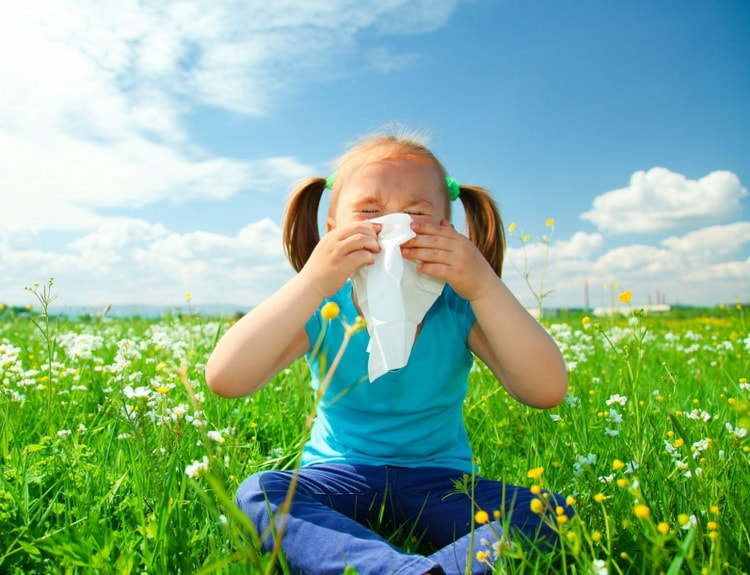 Все о том как выглядит аллергия у ребенка