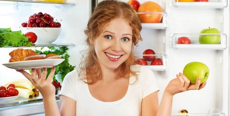 Правильное питание при грудном вскармливании