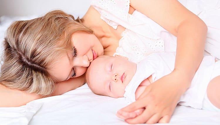 Как наладить спокойный сон ребенка в 6 месяцев