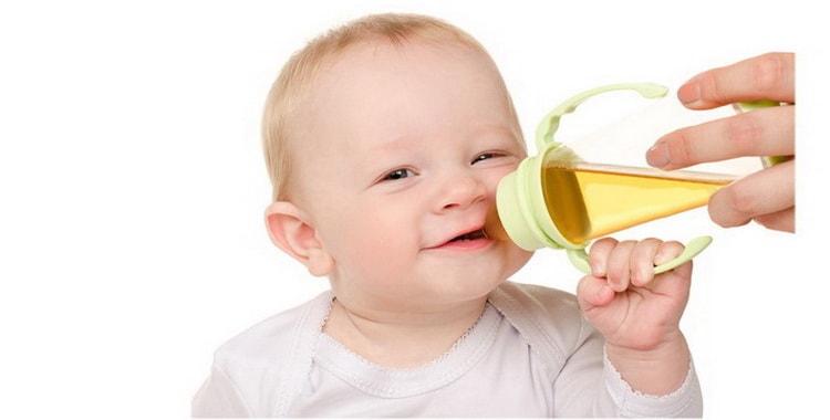 Чай с фенхелем для новорожденных