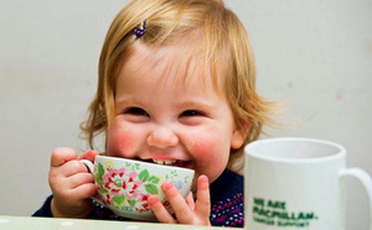 Что пьет ребенок в 10 месяцев