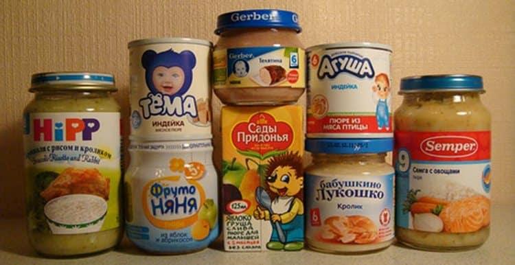 Готовые пюре это то, чем в 9 месяцев можно спокойно кормить ребенка при условии свежести и высокого качества такой продукции.