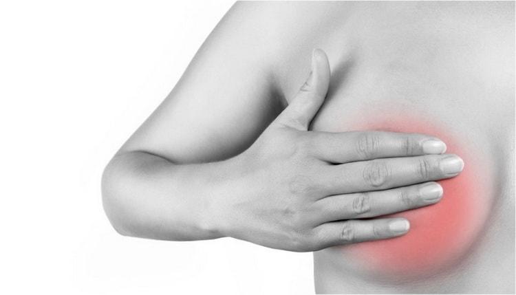 Болят молочные железы при кормлении грудью