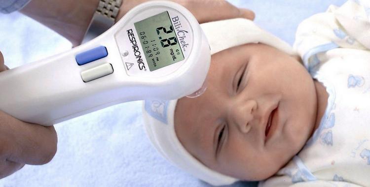 Билирубин у новорожденных: показатели нормы и отклонения