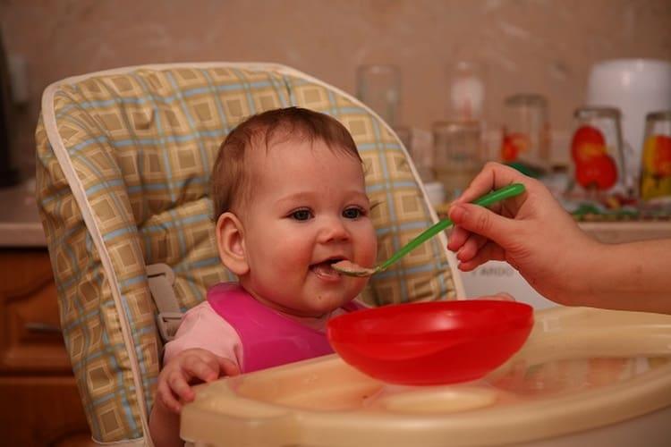 К деткам с пороком сердца нужен особый подход в кормлении, при вводе прикорма, особый режим.