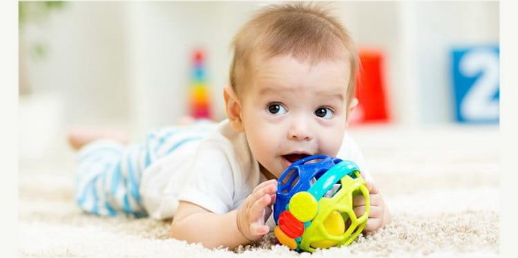 как можно установить режим дня ребенка в 6 месяцев
