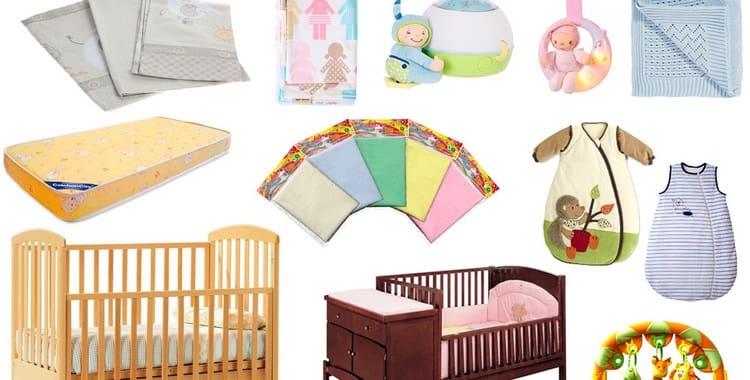 Вещи для новорожденных: список