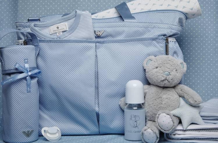 Для мамы пригодится также специальная сумка.