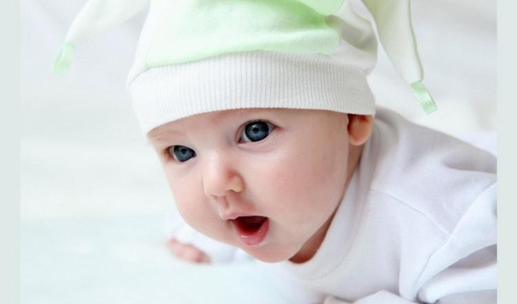 развитие зрения у новорожденного в первый месяц жизни
