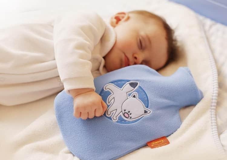 Как используется грелка от коликов для новорожденных, отзывы