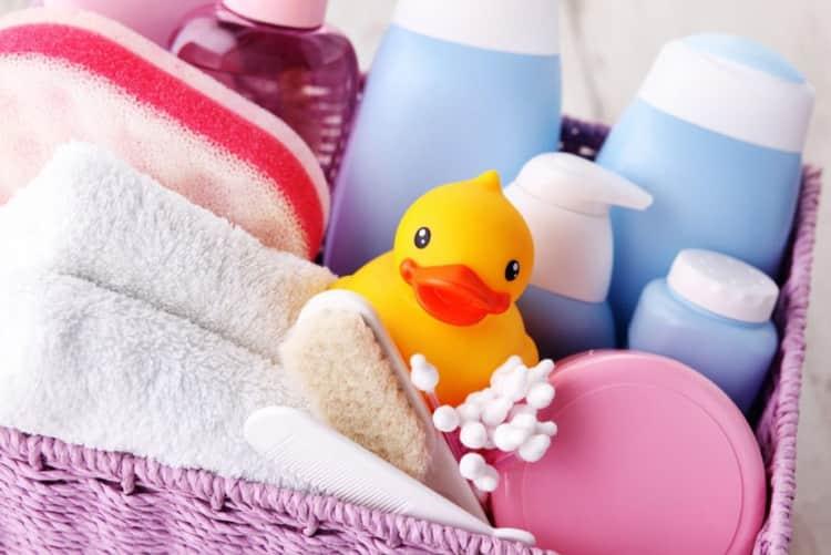 Все о том как подмыть новорожденного в роддоме