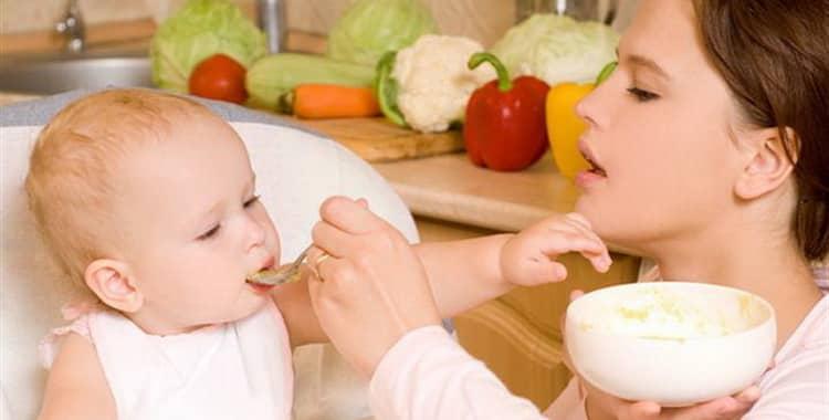 Меню ребенка в 8 месяцев: рецепты и правила
