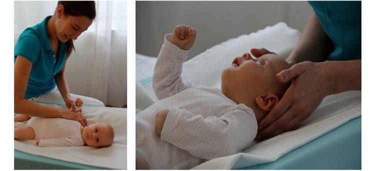 Основные причины возникновения кривошеи у новорожденных