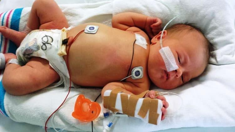 как проходит лечение бактериального сепсиса новорожденного