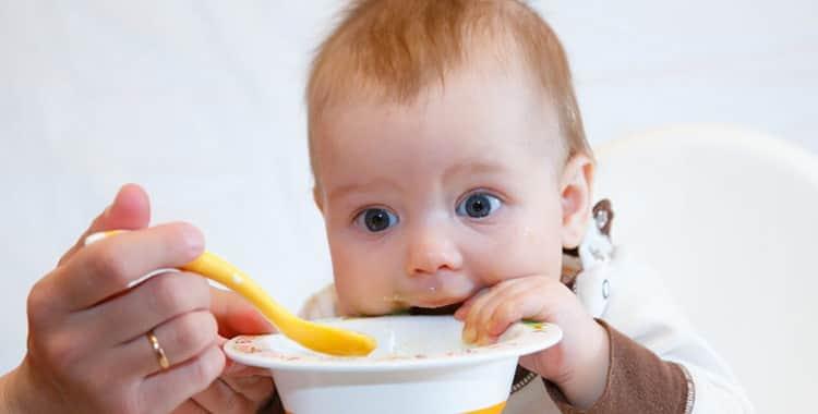 Питание ребенка в 7 месяцев: меню