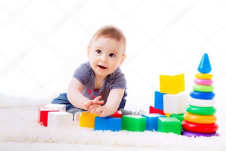 Игры с ребенком 10 месяцев