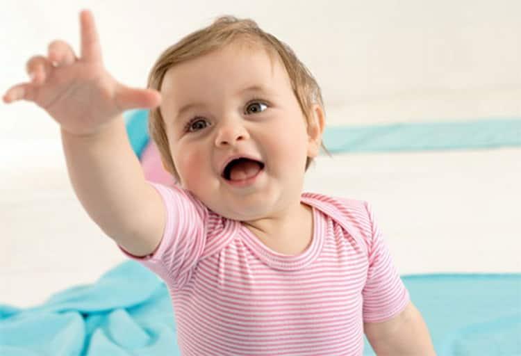 Ребенку 10 месяцев что он должен уметь