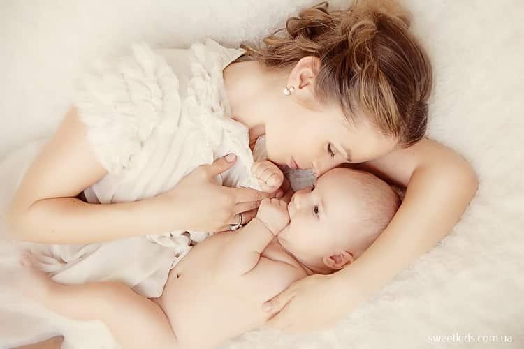 Что должен уметь ребенок 4 месяца развитие