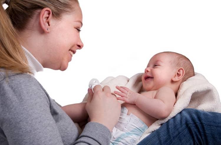 Подробный режим дня ребенка в 5 месяцев