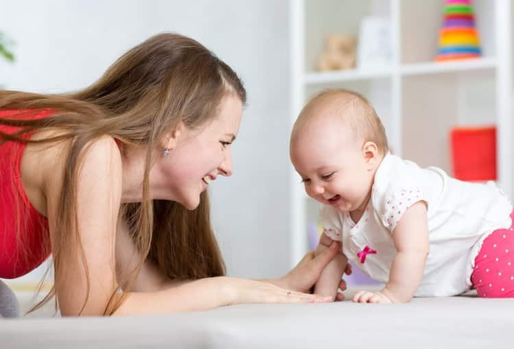 Все о том что должен делать ребенок в 5 месяца
