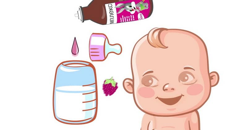 Капли саб симплекс для новорожденных