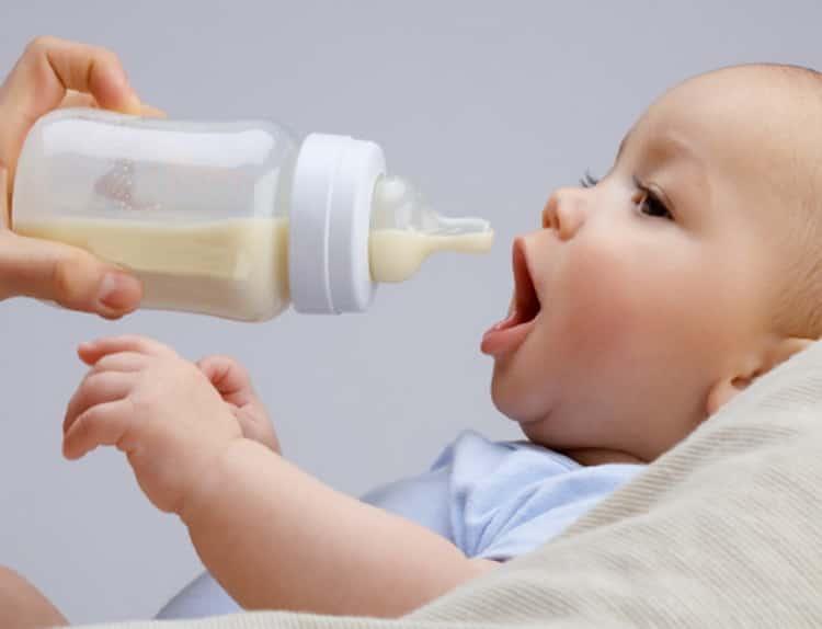 Сколько должен съедать ребенок в 1 месяц