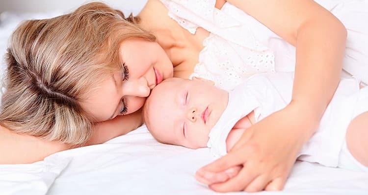 Читайте советы о том как уложить спать ребенка в 2 месяца
