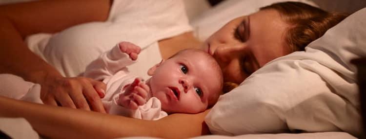 Что делать если ребенок 5 месяцев плохо спит