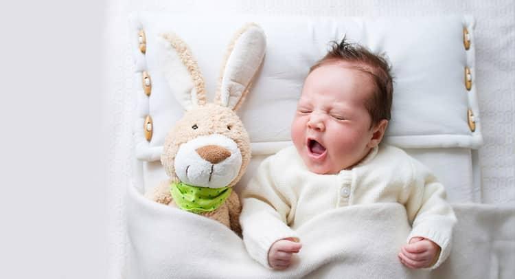Почему ребенок в 3 месяцев плохо спит ночью
