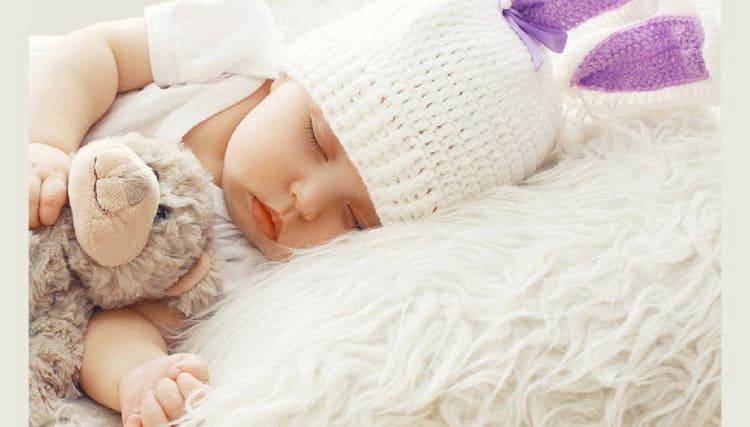 особенности сна ребенка в 4 месяца