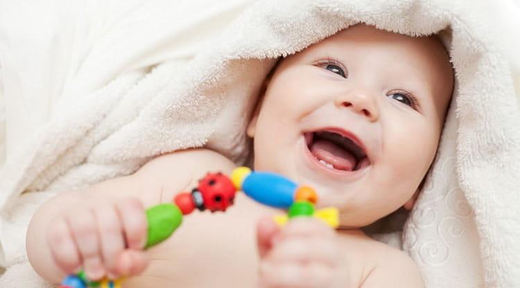 Все о том видят ли новорожденные дети