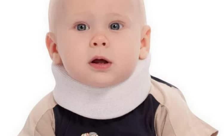 Воротник шанца для новорожденных: отзывы