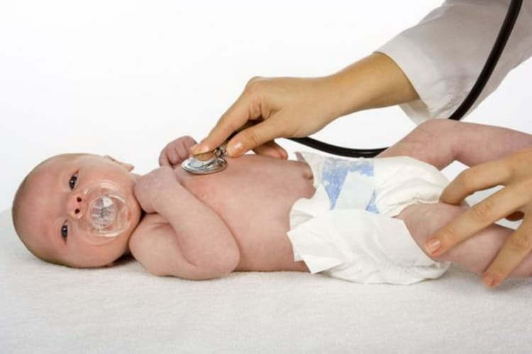 Желтушка у новорожденных: когда должна пройти