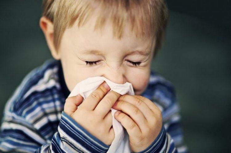 В аденоидиту склонны также детки-аллергики.